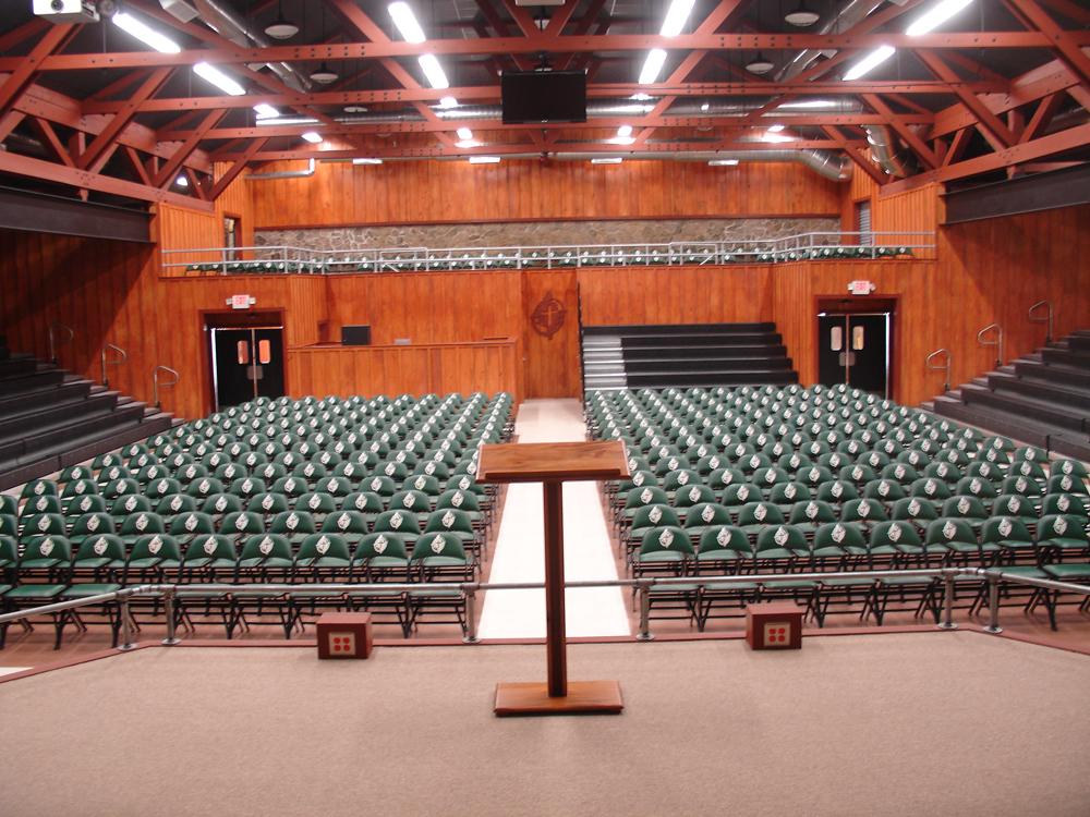 Tabernacle Pineywoods Camp